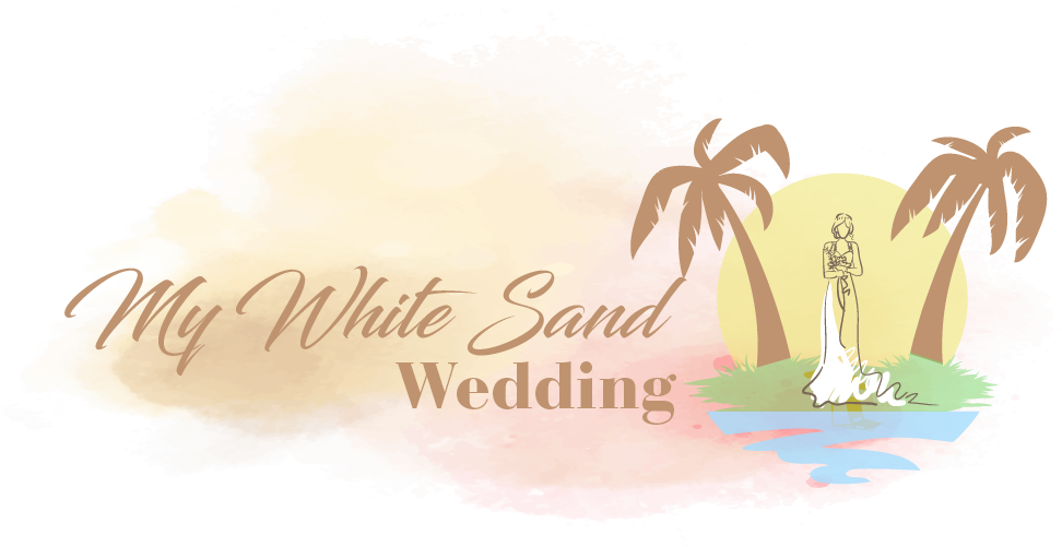 My White Sand Wedding