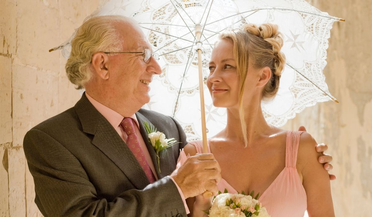 Bride-and-Father