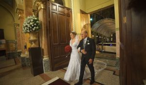 Bride-and-Her-Father-Entering-The-Church