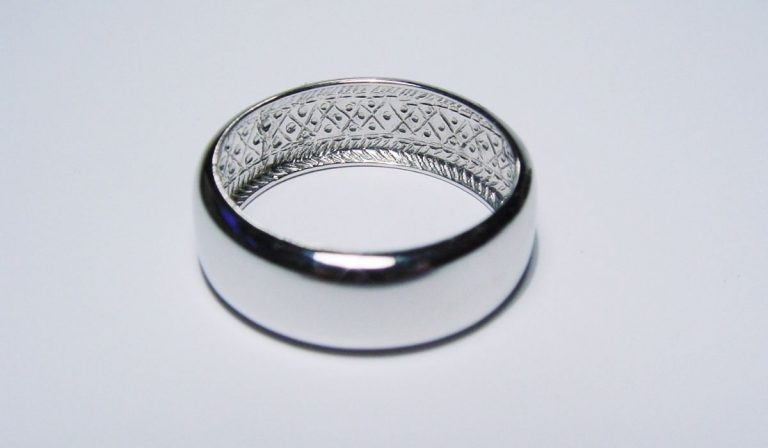 Can You Have a Silver Wedding Ring?