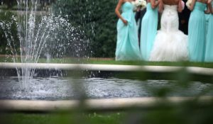 bride-together-with-her-brides-maid-in-blue