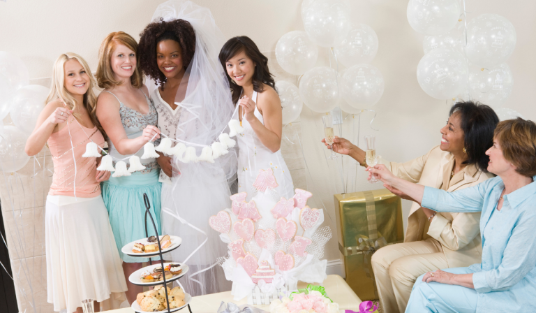 11 Bridal Shower Themes for Fall